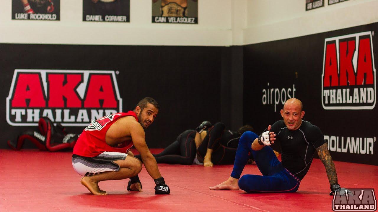 "Inverted Traingle From A Knee Shield Guard  – Marcio ""Gracinha"" Cesar"