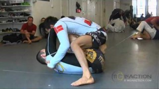 Marcelo Garcia Rolling With Cobrinha