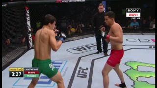 Martín Bravo vs Claudio Puelles Full Fight UFC FIGHT NIGHT 98