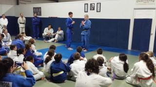 Olympic Champ Kayla Harrison Teaches Grip Fighting