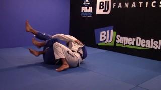 Reverse Half Guard Sweep To Leg Drag – Fernando Reis