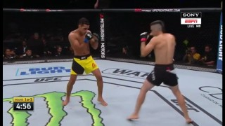 Ricardo Lamas vs. Charles Oliveira – Submission Of The Night