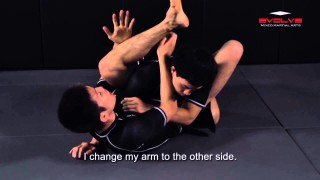 Shinya Aoki's Invisible Submission – Evolve