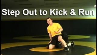 Step Out to Kick and Run – Cary Kolat