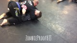 """ZombieFighter Guard"" Scissor Sweep – Kent Peters"
