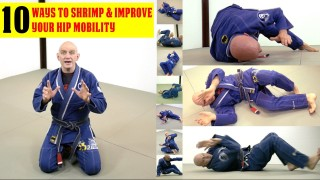 10 Ways to Shrimp and Improve Hip Mobility on the Ground
