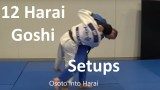 12 must know Harai goshi setups from Matt DAquino