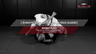 5 Essential Ways To Pass The De La Riva Guard -Evolve University