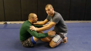Butterfly Guard Pass -Gustavo Gasperin