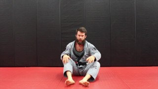 Butterfly Guard Sweep Solo Drill – Nick Albin