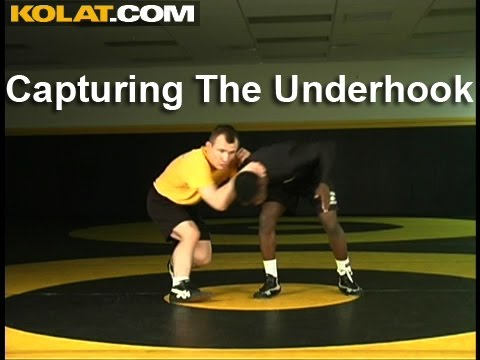 Capturing The Underhook – Cary Kolat