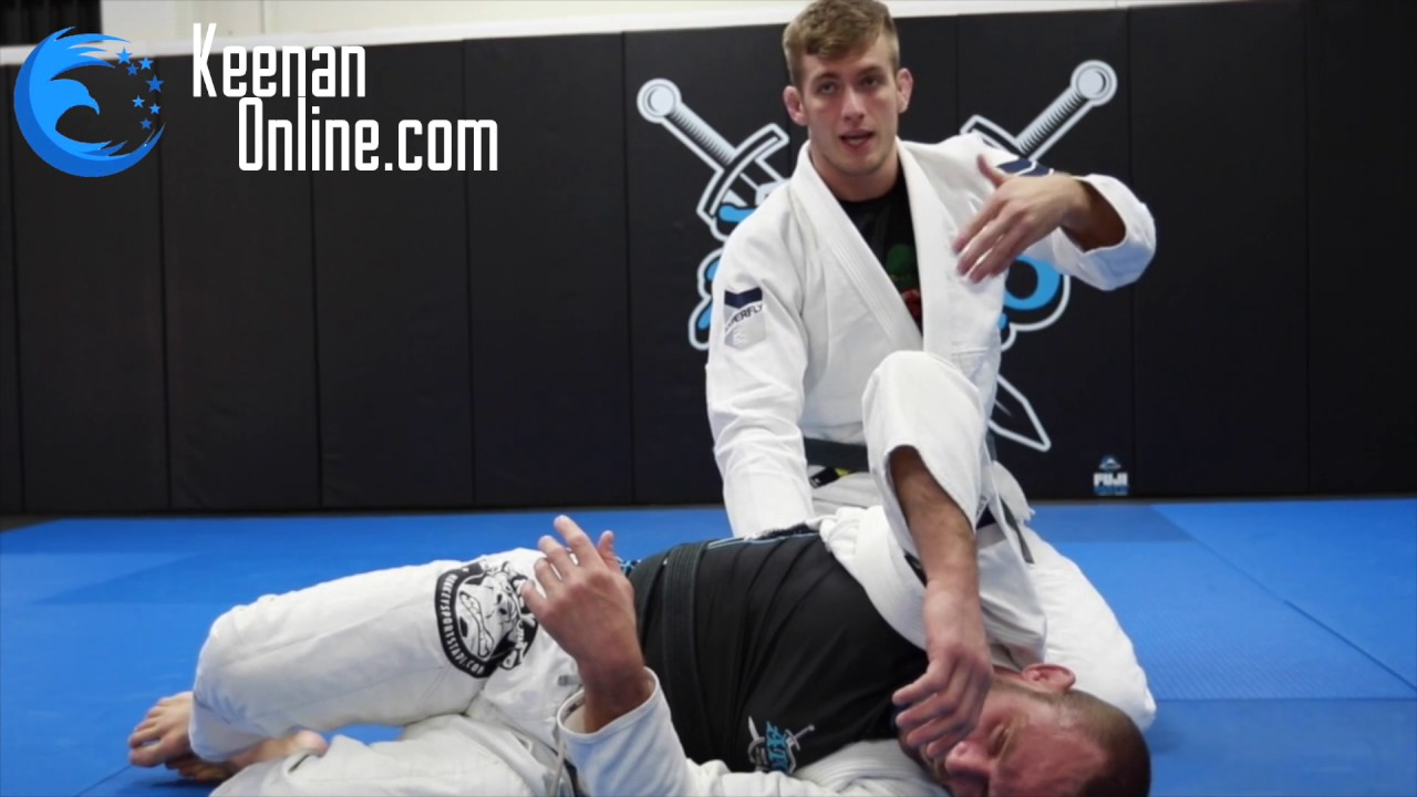 Side Control Trick- Leave No Chance Of Escape- Keenan Cornelius
