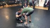 The Tonon Hug To Leg Attack Options – Kent Peters