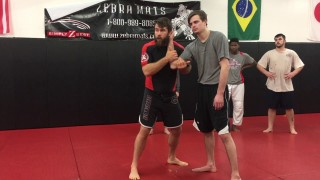 Wresting for No Gi BJJ – Collar Tie Counter to Single Leg