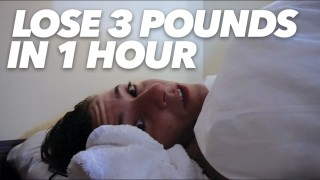 How to Lose 3 Pounds in 1 Hour with Pati Fontes | Inside Jiu Jitsu