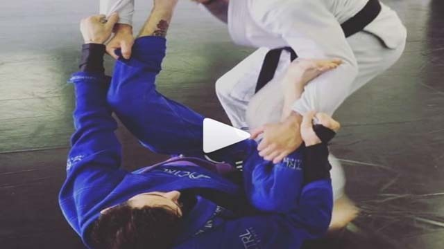 Cool Sequence For Passing Lasso Guard Combo – Ed Ramos