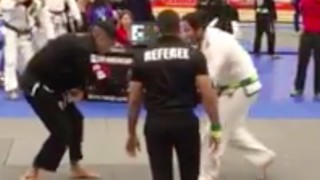 World Record: Fastest BJJ Match in History: 4 Seconds! Nasty Submission