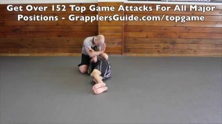 A Very Strong Top Position Follow Up Kimura Variation – Jason Scully