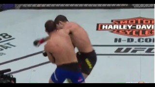 Augusto Mendes vs. Frankie Saenz – Full Fight – UFC Fight Night 103
