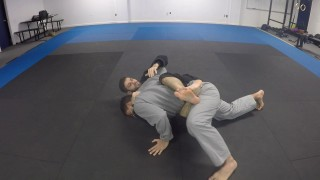 Dealing with wrestlers as a White belt