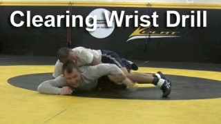 Interesting wrestling drill by Cary Kolat