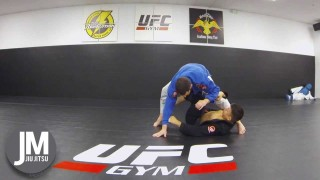 Mount Escape to  Single Leg X guard – Josh Mancuso