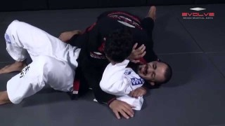 Quick Choke From Side Control | Evolve University
