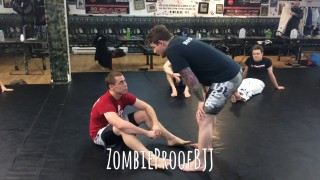 Rolling Kimura Entry For Beginners –  Kent Peters