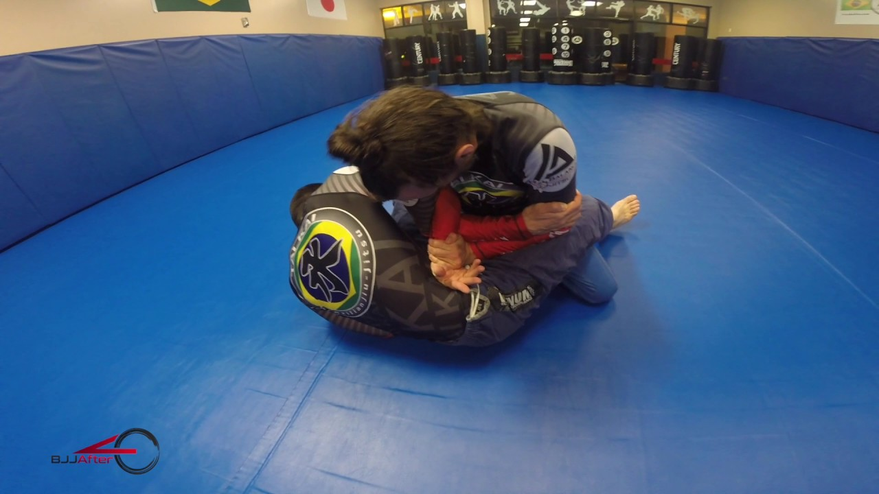 """The Escape Artist"": Kimura Counter Submission"