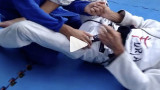 Legendary Roleta Demonstrating on a nice Open Guard Sweep