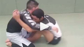 Sick Transition: X guard to waiter sweep !