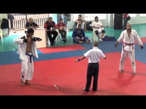 BJJ Blue Belt Competes in Traditional (Japanese) Jiu-Jitsu