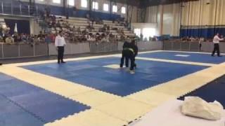 Brown belt Gustavo Batista beats Xande Ribeiro