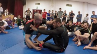 Davi Ramos Shows How He Set Up The Armbar That Submitted Jeff Monson