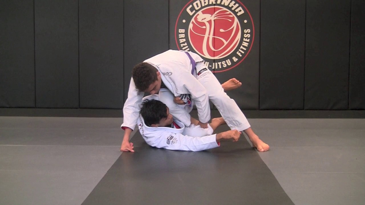 Details on the Sit Up Guard Sweep – Cobrinha
