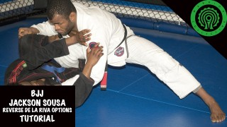 Essential Ways to Pass Reverse De La Riva and Finish – Jackson Sousa