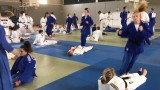 JUDO anaerobic exercise circuit 6 exercises x 1 minute