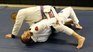 Mount Escape Combo To Single Leg X-Guard – Gustavo Gasparin
