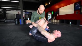 NEIL MELANSON: K Control to Double Wrist Lock Kimura Finish
