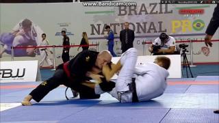 Nicholas Meregali Defeats Xande Ribeiro in Black Belt Debut