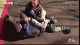 Suspect Goes for Gun – Jiu-Jitsu Saves Lives (Tulsa PD Gracie Breakdown)