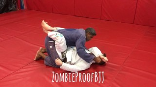 Tap ANYONE from INSIDE their guard –  Wendell Alexander