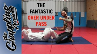 A Fantastic PASS – The OVER UNDER Pass!