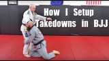 How I Setup Takedowns in BJJ- Nick Albin