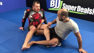 "How To Do The Heel Hook By The Best Footlock/Leglock Grappler in The World ""Dean Lister"""