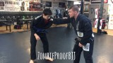 How To Pull Single Leg X From Standing – Kent Peters