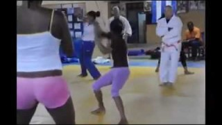 Insane Judo Conditioning of Cuban Judoka