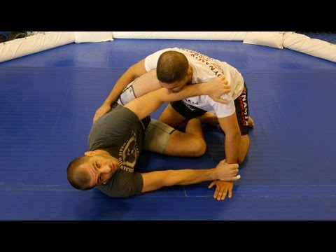 Knee Shield Half-Guard Basics