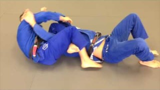 Lasso Sweep Going Straight To The Armbar – Marcos Tinoco