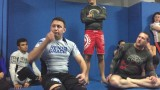 Renzo Gracie Shows Attacks From Half Guard